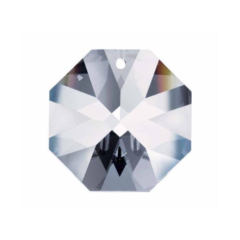 Cristal Octogono- 40 mm