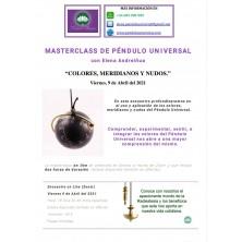MASTERCLASS: COLORES, MERIDIANOS Y NUDOS