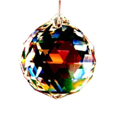 Cristal Transparente de Esfera 30 mm - Svarowski
