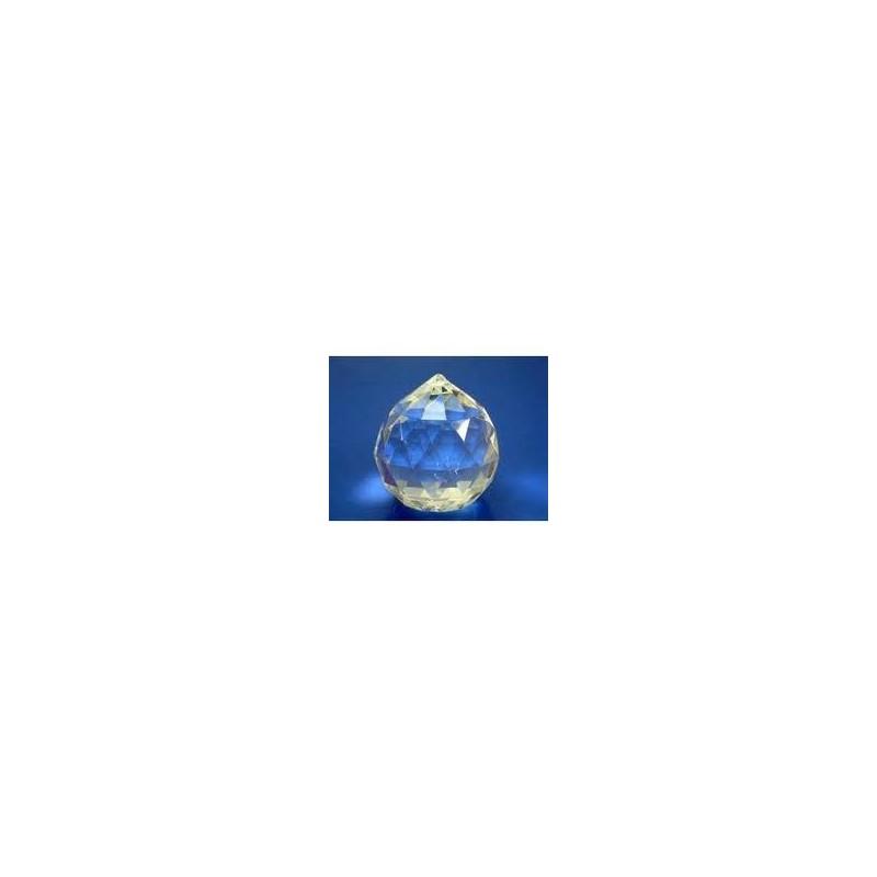 Cristal Transparente de Esfera 40 mm- Svarowski